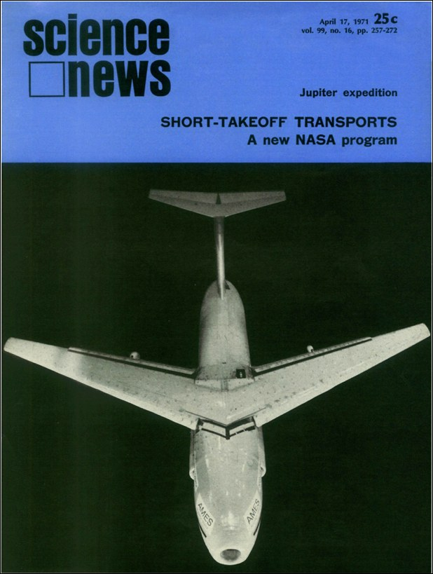 cover of the April 17, 1971 issue