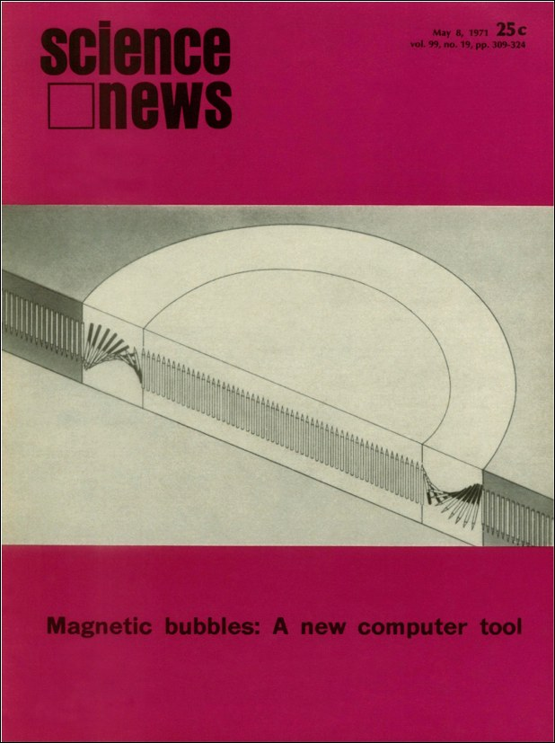 cover of the May 8 1971 issue
