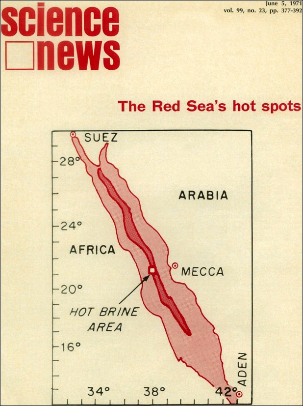 the cover of the June 5, 1971 magazine issue