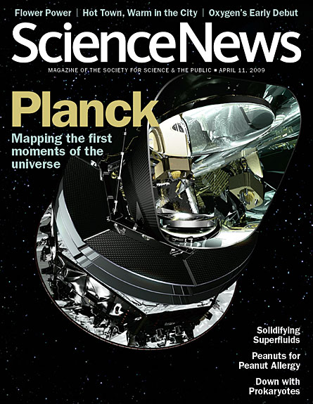 Planck: Mapping the first moments of the universe