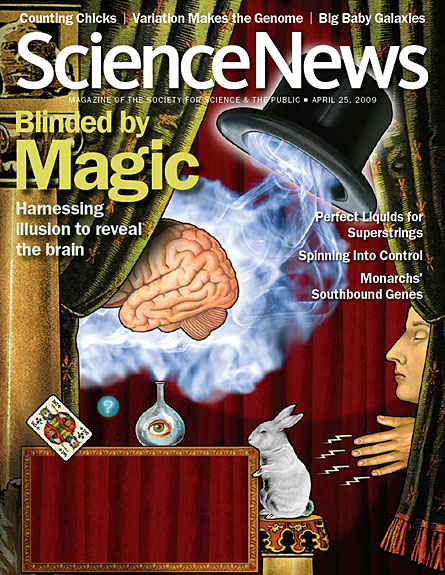 Blinded by Magic: Harnessing illusion to reveal the brain