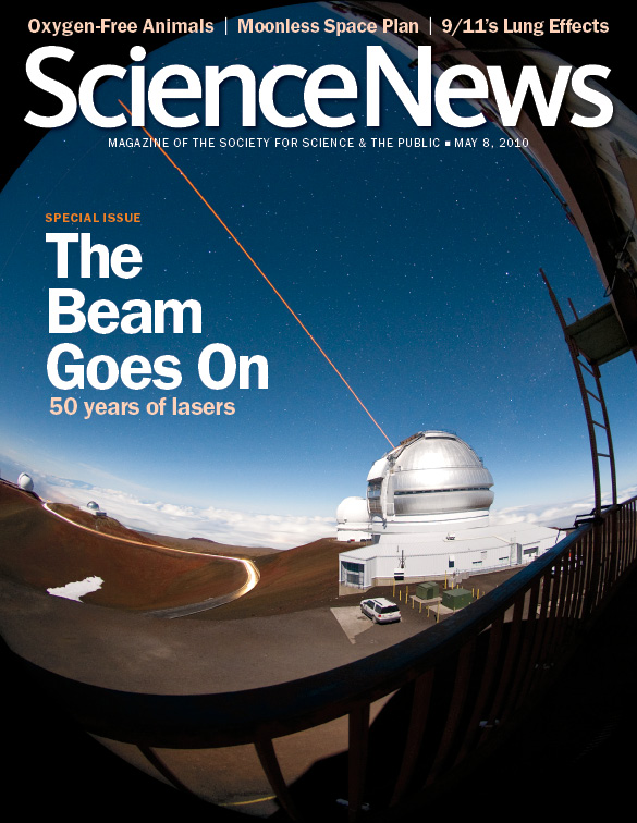 Special Issue: Celebrating the Laser