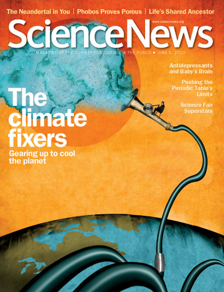 The climate fixers: Gearing up to cool the planet