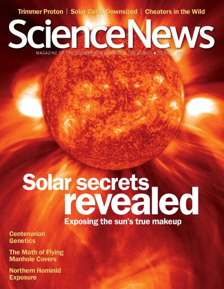 Solar secrets revealed: Exposing the sun's true makeup