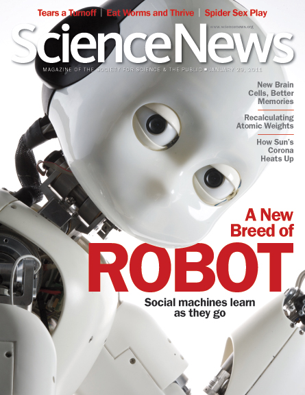 A new breed of robot: social machines learn as they go