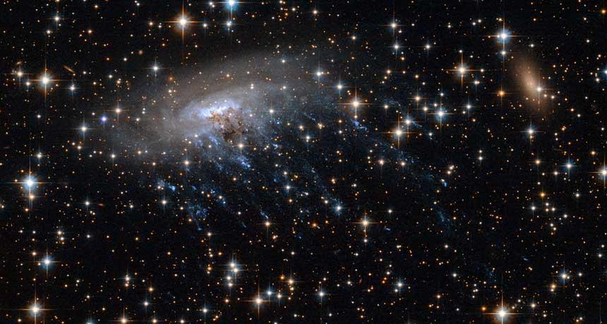 Galaxy ESO 137-011