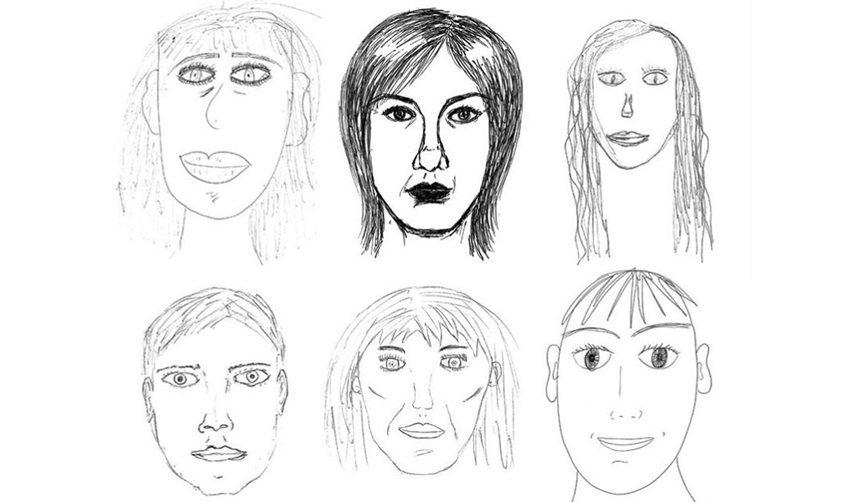 Why Every Face You Draw Looks A Little Neandertal Science News