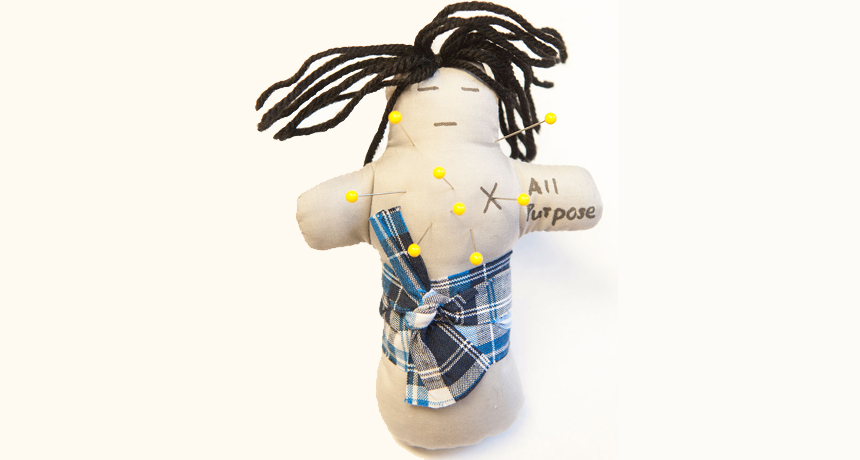 Why stabbing a voodoo doll is so satisfying | Science News