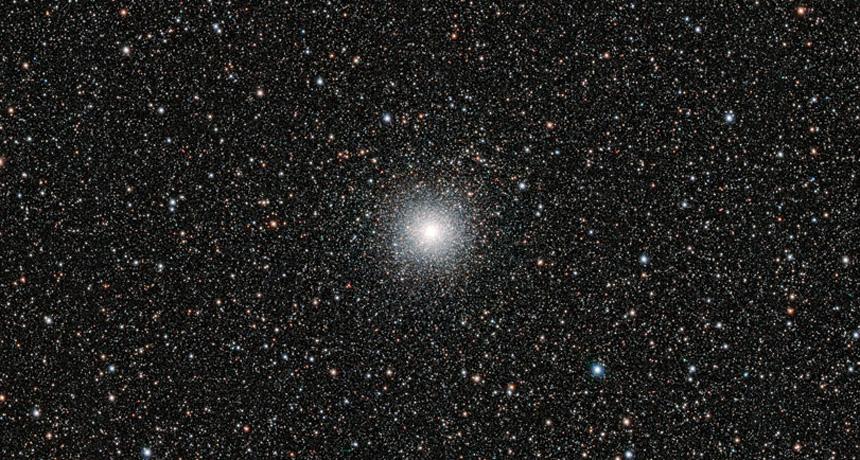 Star cluster Messier 54