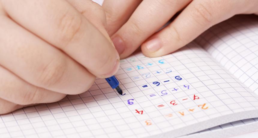 solving math equations