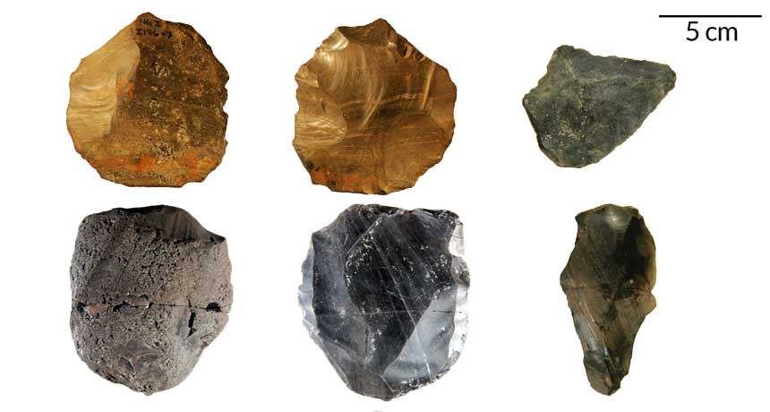 early stone tools