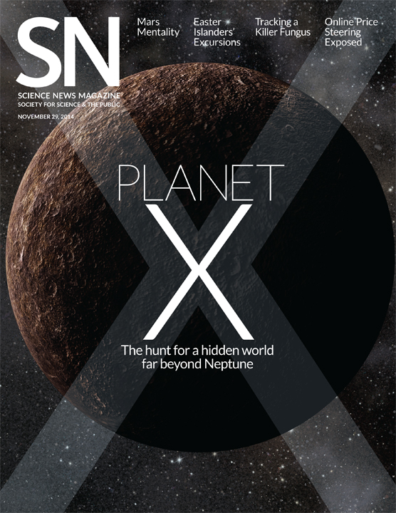 Cover of the Nov. 29, 2014 issue