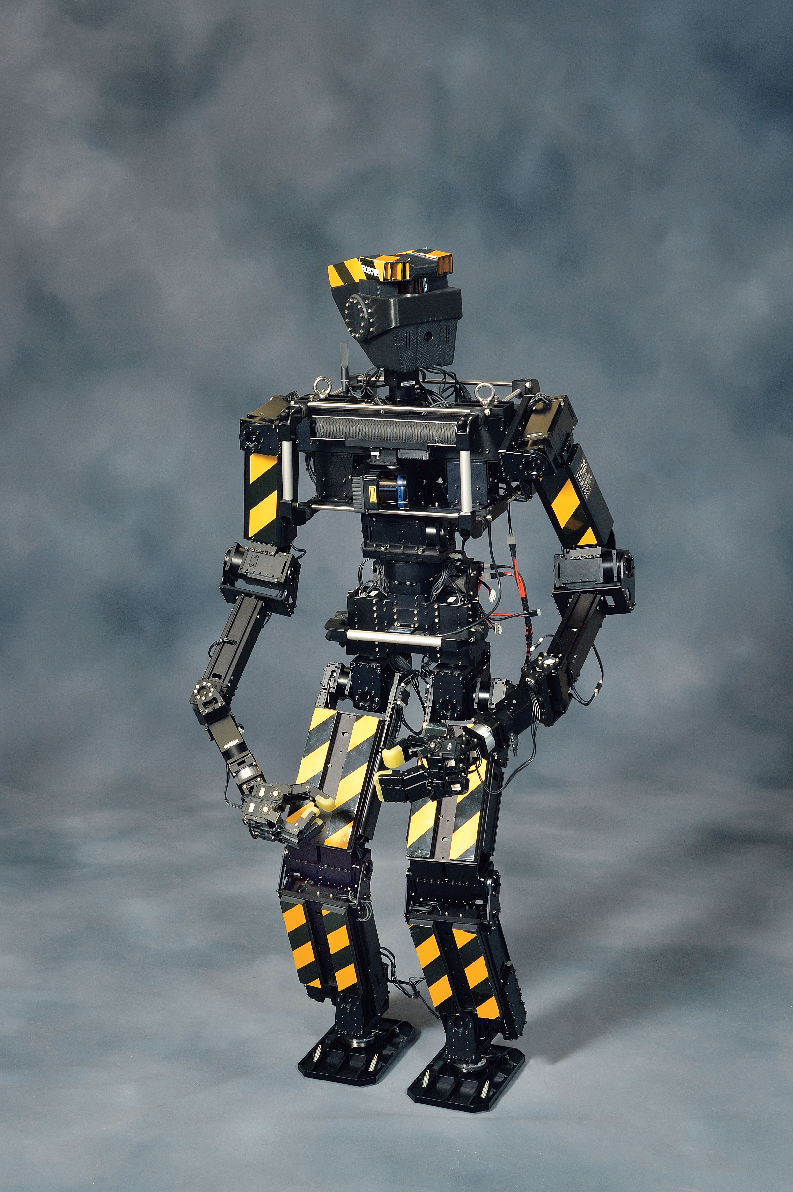 THOR-OP robot