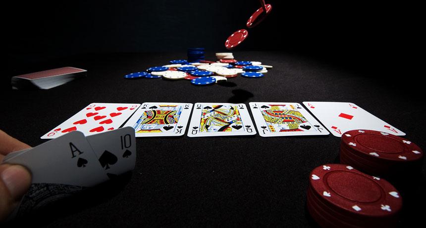 Texas Hold'em hand