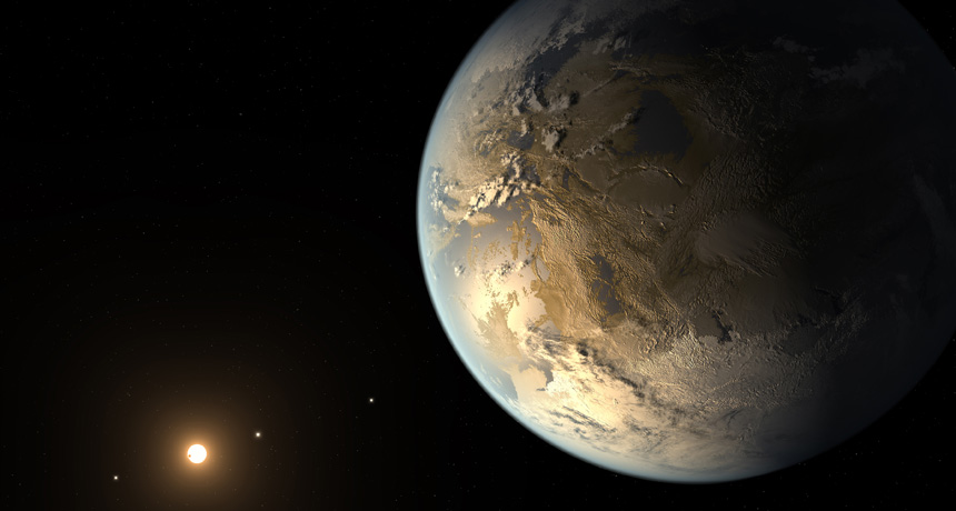 exoplanets with potential for life