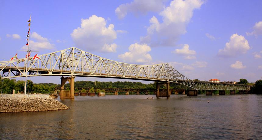 O'Neal Bridge, Alabama