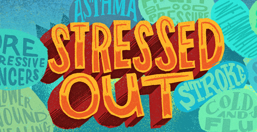 stressed out graphic