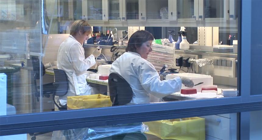 Iceland Genome Lab