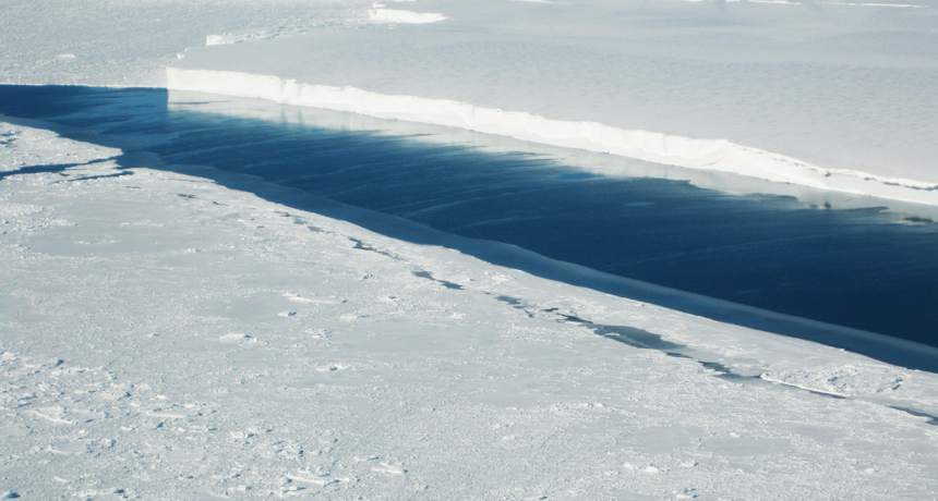 Venable Ice Shelf