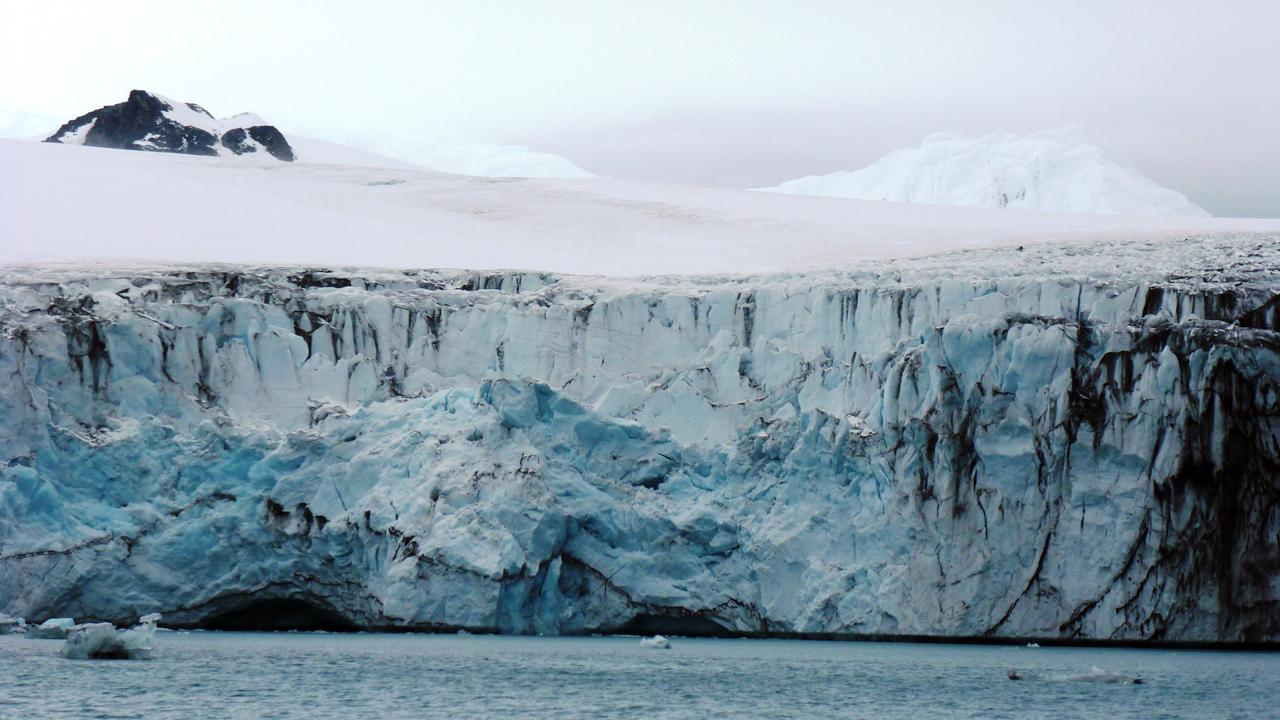 Antarctic glaciers
