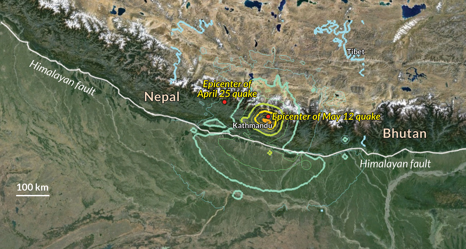 Another strong quake strikes Nepal | Science News