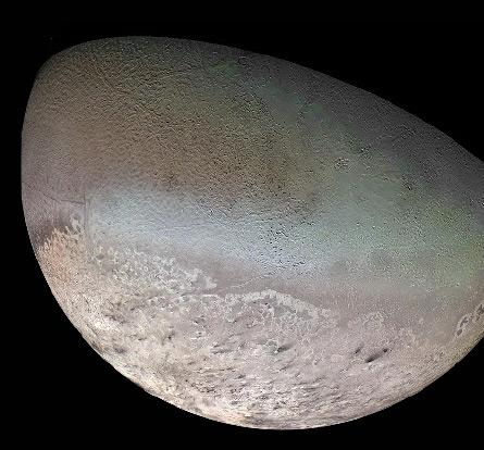 Neptune's moon Triton