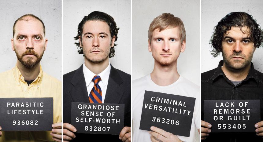 Pictures of criminals