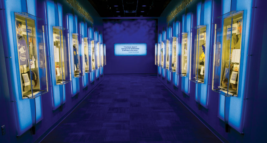 Astronaut Exhibit