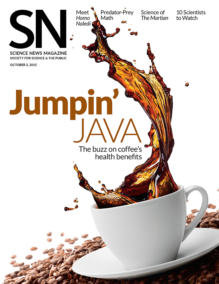 Oct. 3, 2015 SN Cover