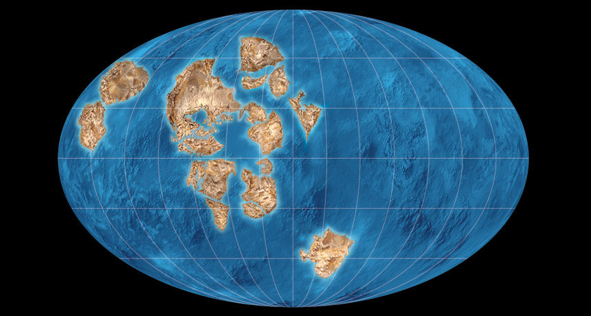 Nuna supercontinent