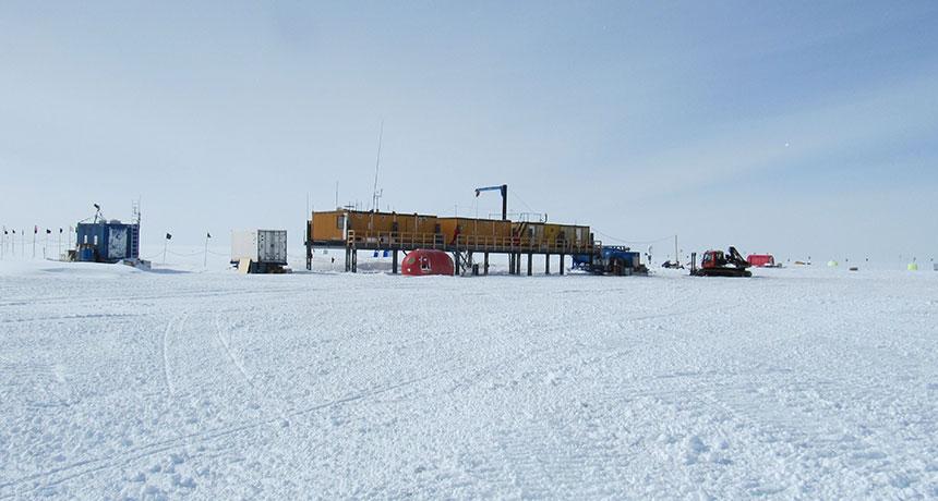 Kohnen Station, Antarctica