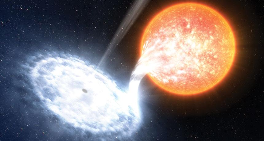 black hole H1743-322
