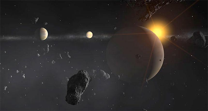 mu ares exoplanets