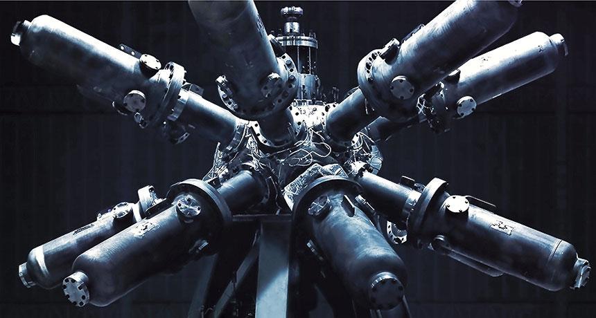 General Fusion Reactor
