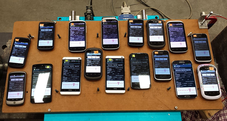 New app puts an earthquake detector in your pocket | Science