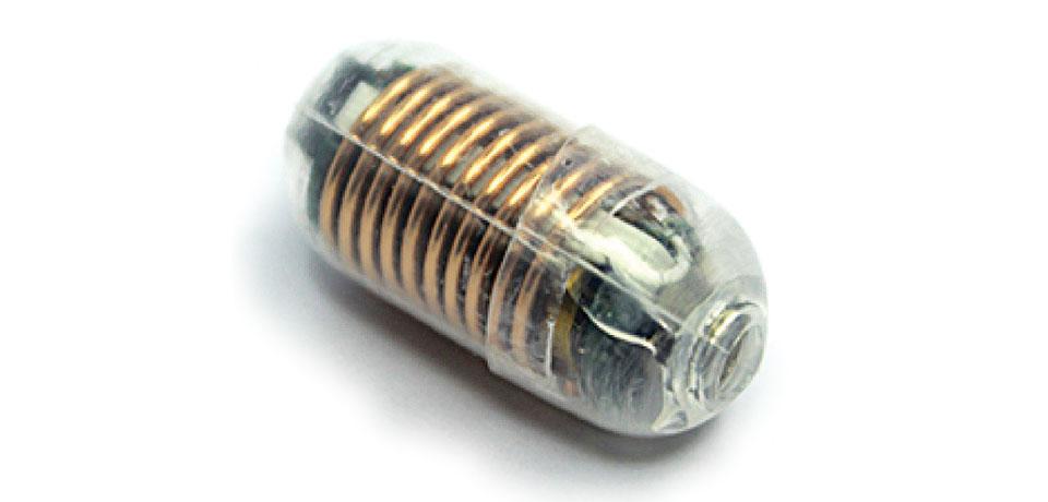 gas-sensing capsule