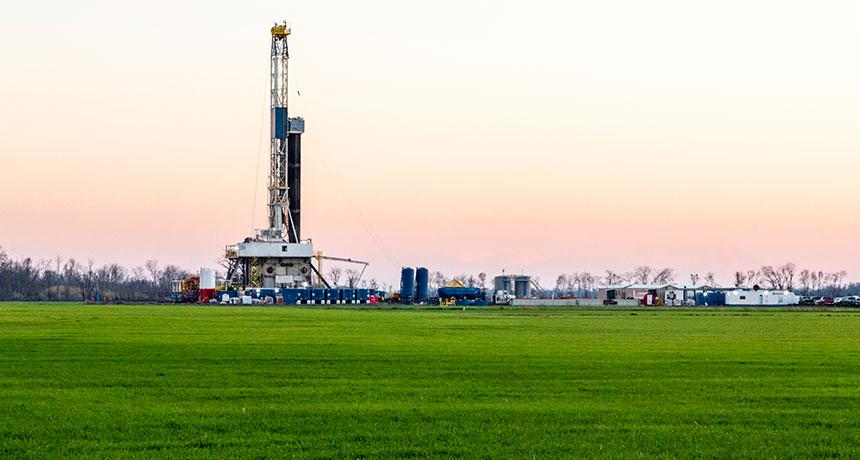 EPA underestimates methane emissions | Science News