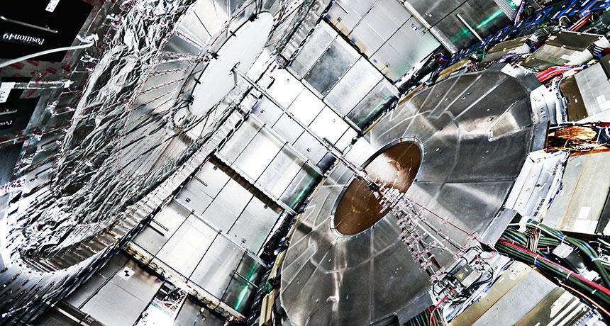 ATLAS experiment at LHC