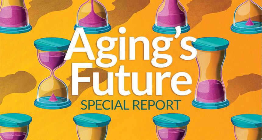 illustration: Special Report: Aging's future