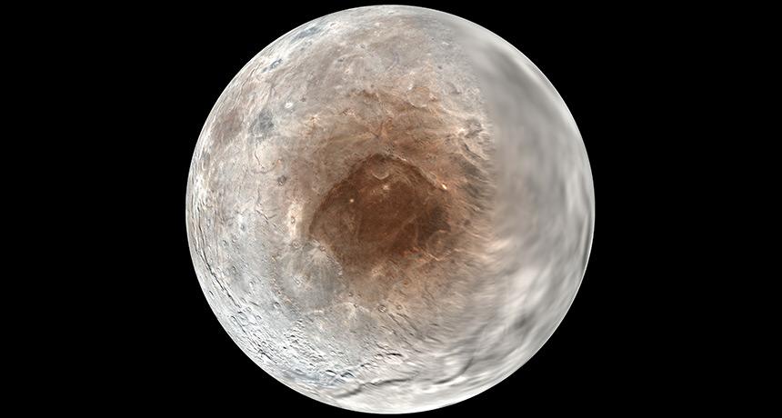 Charon, moon of Pluto