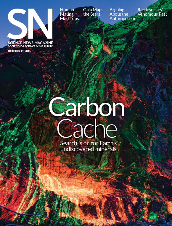 Cover of October 15 Issue