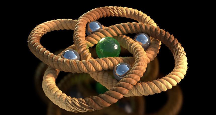 molecular knot