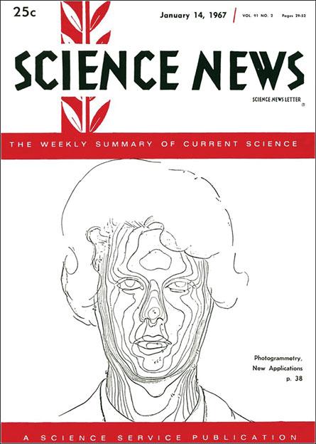 Science News. Vol. 91, January 14, 1967