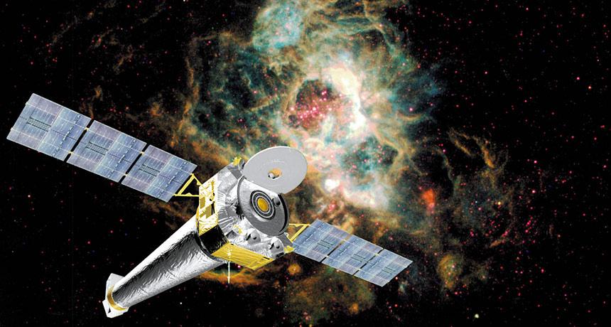 Chandra telescope