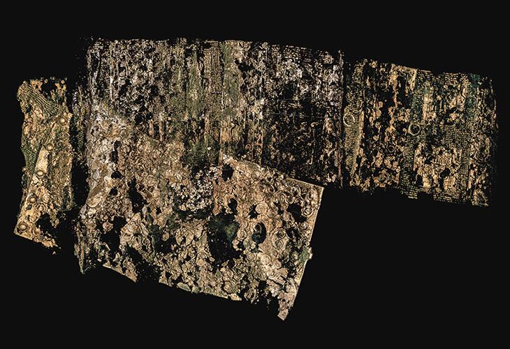 Iron Age buckle