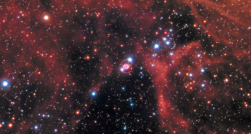 The stories of supernova 1987A, as told by Science News