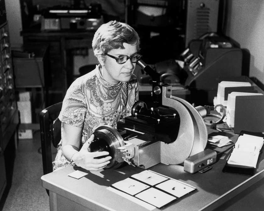Astronomer Vera Rubin was determined to unravel the universe's deepest secrets. She is best known for confirming the existence of dark matter.