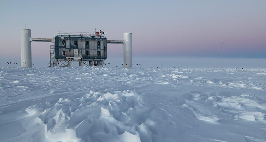 IceCube Neutrino Laboratory