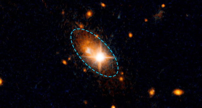 quasar 3C 186