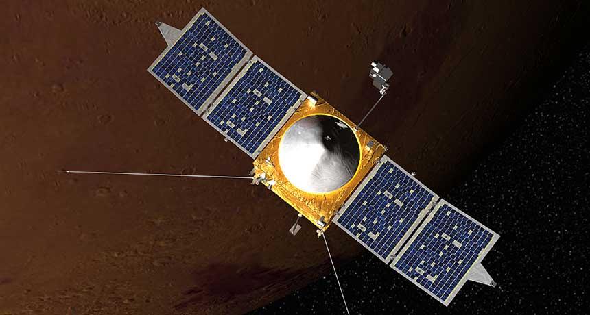 MAVEN probe